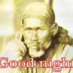 326+ Sai Baba Good Night Images Wallpaper Pics With HD