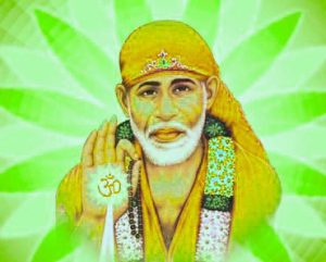Sai Baba 3D Photo Wallpaper Images Free HD