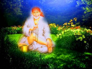 Sai Baba 3D Images Photo Wallpaper Free Download