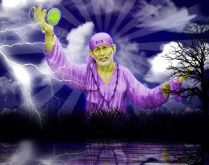 Sai Baba 3D Photo Pictures Images Download