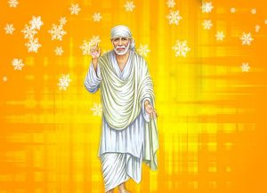 Sai Baba 3D Wallpaper Pictures Images HD