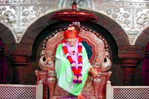 Sai Baba Photo Wallpaper Pictures Images Download