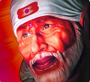Sai Baba Latest New Picture Wallpaper Images HD