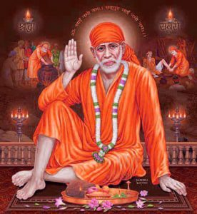 Sai Baba Latest New Photo Images Wallpaper Download
