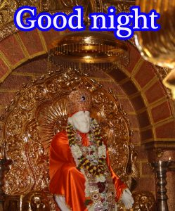Sai Baba Good Night Wallpaper Pics Pictures Download