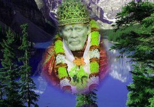 Sai Baba Original HD Images For Facebook