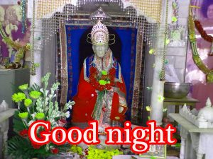 Sai Baba Good Night Images For Facebook