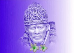 Sai Baba 3D Images For Whatsapp