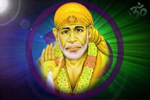 Sai Baba 3D Images Pictures Pics Wallpaper Free HD Download