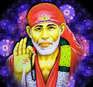 Latest Sai Baba 3D Images Wallpaper HD Download