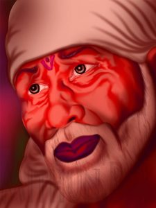 Sai Baba 3D Images Pictures Pics HD